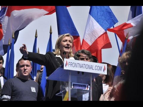 National Front // Marine Le Pen - Best Speech Ever / ENGLISH SUBTITLES