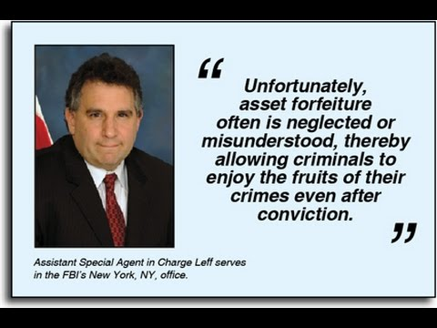 Dept of Justice Hoarding 28 Billion in Civil Asset Forfeiture Funds