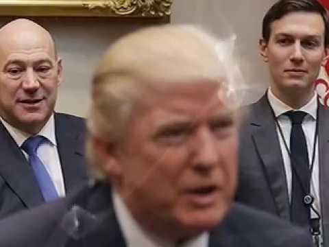 Trump & Putin Israel's Puppets: Militia Intelligence Report, 4/7/17.