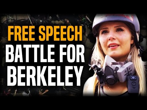 Free Speech Battle For Berkeley, California! | Lauren Southern and Stefan Molyneux