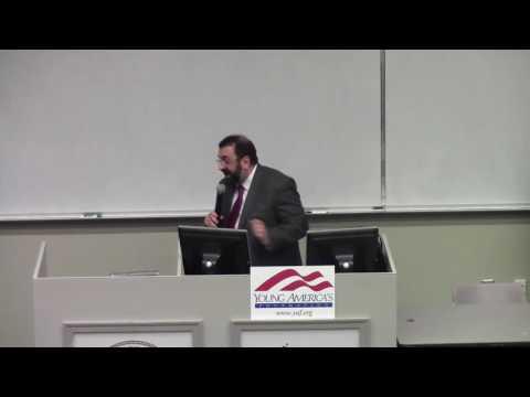"Jihad Threat or ""Islamophobia""? Robert Spencer at Truman State University"