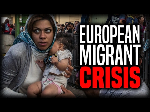 What Pisses Me Off About The European Migrant Crisis