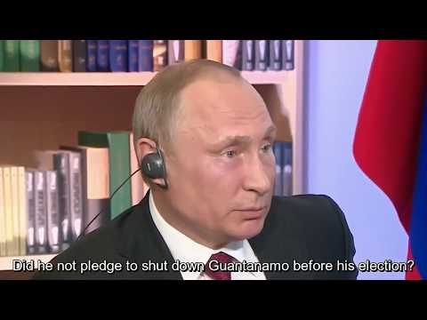 PUTIN exposes UNITED STATES Presidents ARE NOT RULING WASHINGTON!