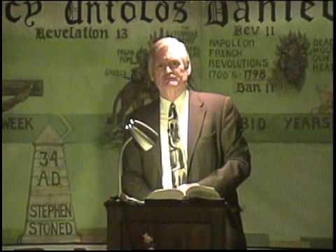 The Overcomers in Laodicea-Pastor Bill Hughes