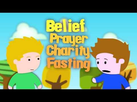 5 Pillars of Islam - part 1 | Cartoon by Discover Islam UK