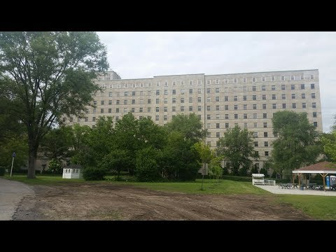 Investigating Mk -Ultra at Louis H Lafontaine Hospital  (Asylum)
