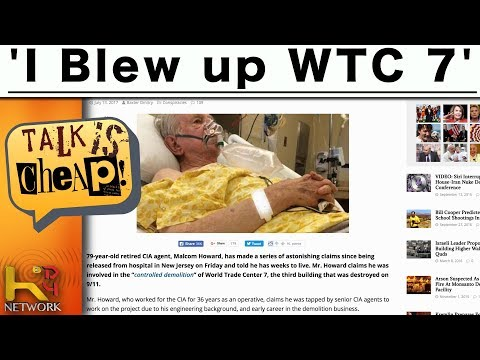 'I Blew Up WTC7 On 9/11' - CIA Agent Confesses
