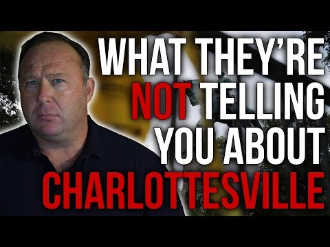 What They're NOT Telling You About The Charlottesville Race Riots