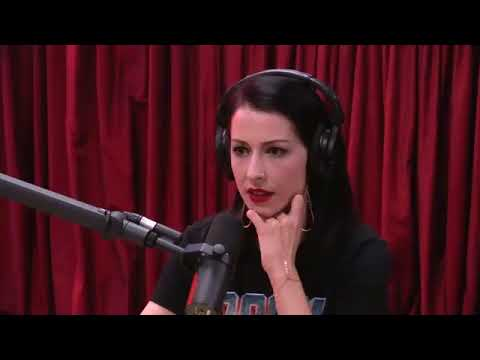 "Abby Martin ""Exposes"" Zionism & Israel - Joe Rogan Interview"