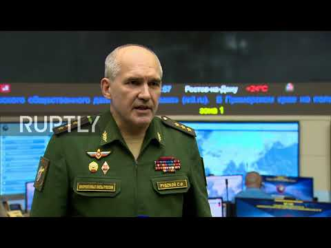 Russia: US Secret Service behind breach of Idlib de-escalation zone ceasefire – MoD