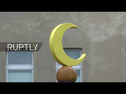 Germany: Islamic-inspired children's park receives warm welcome