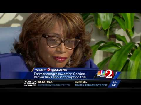 Disgraced Dem Rep Corrine Brown Sentenced to 5 Years in Prison – Blamed Corruption Charges on Racism (Video)