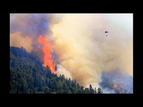 The Plan To Burn Up Northern California & more bad news