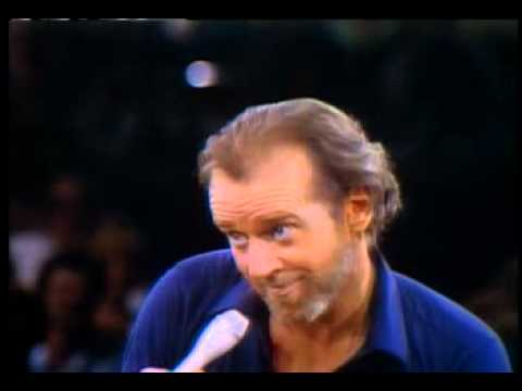 George Carlin on Time
