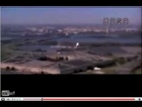 Video of Pentagon getting hit on 911!