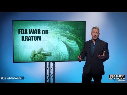 Reality Check: FDA's Disinformation Campaign on Kratom