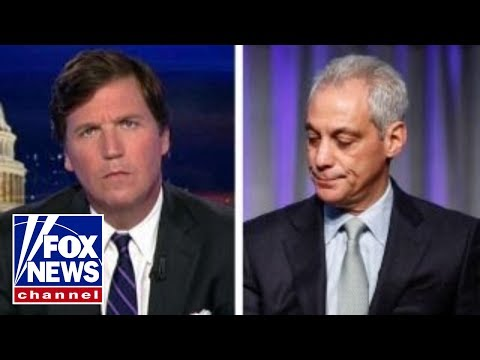 Tucker: Chicago is a city falling apart, and Mayor Rahm Emanuel plans to stay in power by creating New (ILLEGAL) Voters
