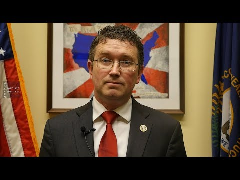 Thomas Massie warning on gun control