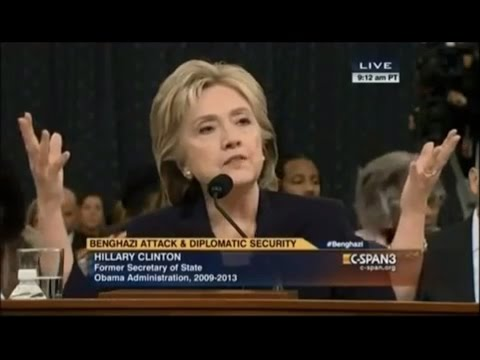 Mike Pompeo Finds Out Hillary Clinton Lied Under Oath & He's Pissed