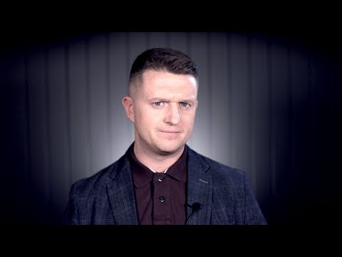 Message From Tommy Robinson after he was banned for life from Twitter - Why don't all the hi-profile banned tweeters on Twitter move over to GAB & take their followers with them?
