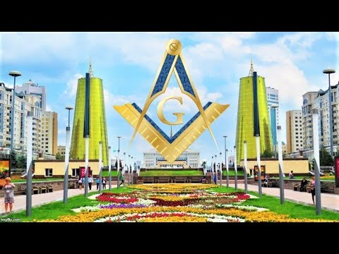 Astana Kazakhstan - The New World Order Secret City