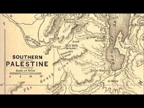 Palestine Before Israel - Maps