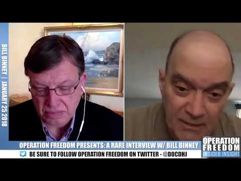 The 5 Min Video with NSA Whistleblower Bill Binney That ENDS The Mueller Goat Rodeo