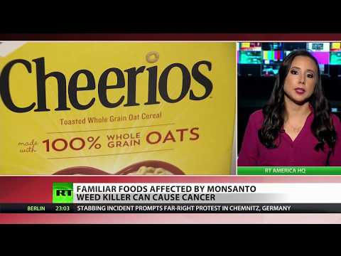 Monsanto Poison in Children's Cereal