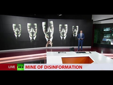 BUSTED! UK Runs Covert PSYOP Network to 'Counter Russia' - docs