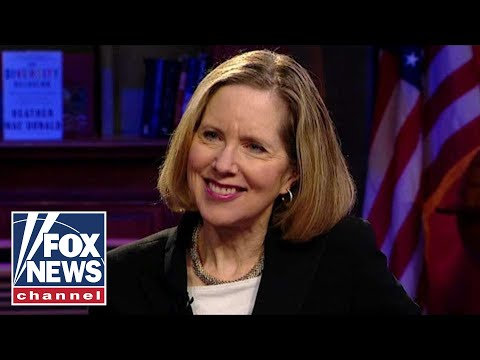 Heather MacDonald warns US colleges are breeding hate