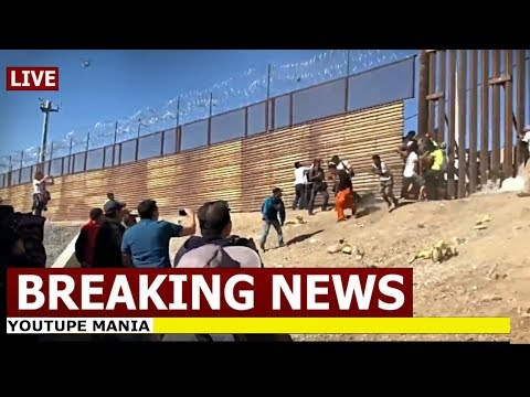 Alert: President Trump Issues STRONG Message On Southern Border Security