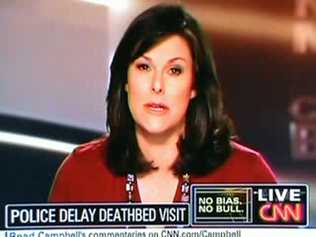 [FULL VIDEO]Dallas Police Delay Deathbed Visit of NFL Player