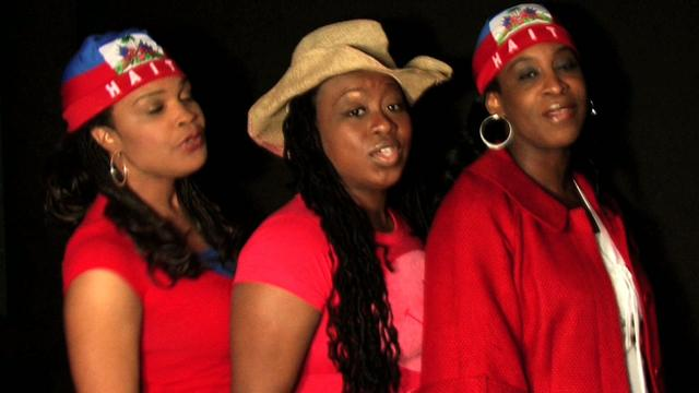 """The official Music Video of """"Haiti Be Strong"""" - A Tribute to Haiti"""