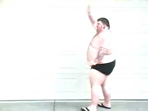 "Funny Tourist dances to Lil Rick's ""Go Dung"""