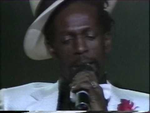 Gregory Isaacs - Night Nurse Live Brixton 1984 (tribute)
