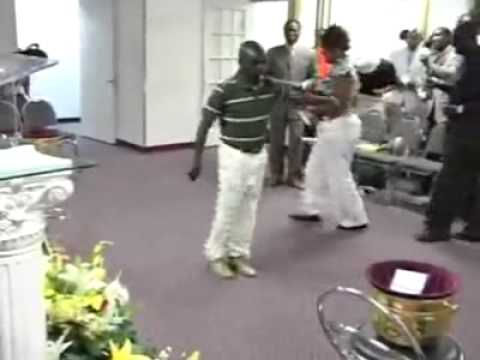 This Some Dancing In Church