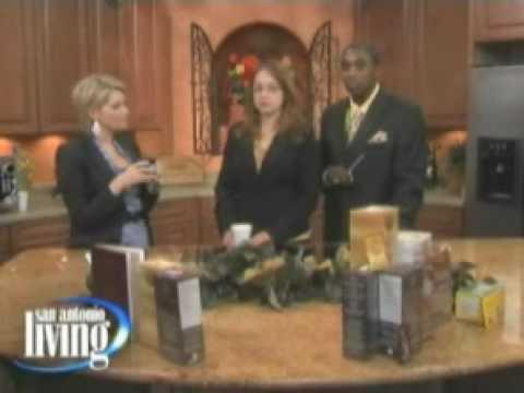 ORGANO GOLD ...... Jimmy and Christie Bullock Talk Healthier Coffee
