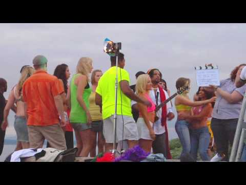 """BEHIND THE SCENES Of Shan Coleman's """"Night Still Young"""" music video"""