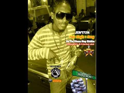 JINYUS NEW SINGLE SWAG ON THE GHANA STEP RIDDIM