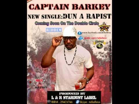 Captain Barkey New Single Dun A Rapist On The Double Circle Riddim.mpg { PROMO ONLY }
