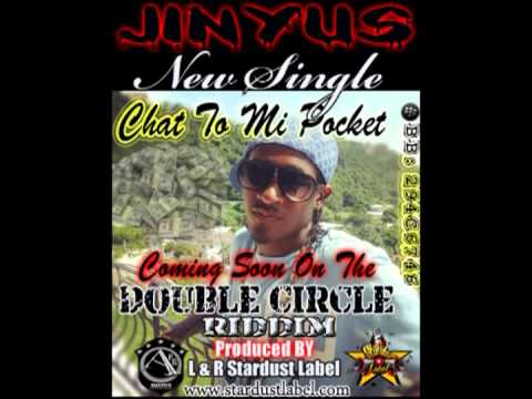 Jinyus New Single Chat To Mi Pocket  { Double Circle Riddim } Promo Only Not MIX Yet.mpg