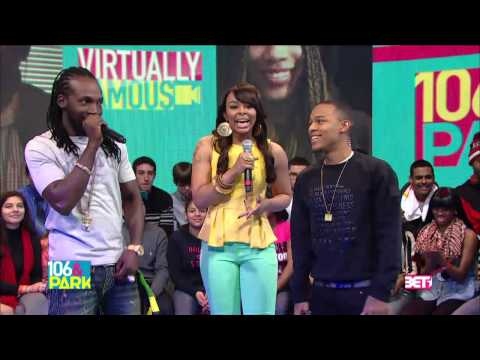 {VIDEOS} Dancehall superstar Mavado take over BET's 106 & Park for his first ever performance on hi…