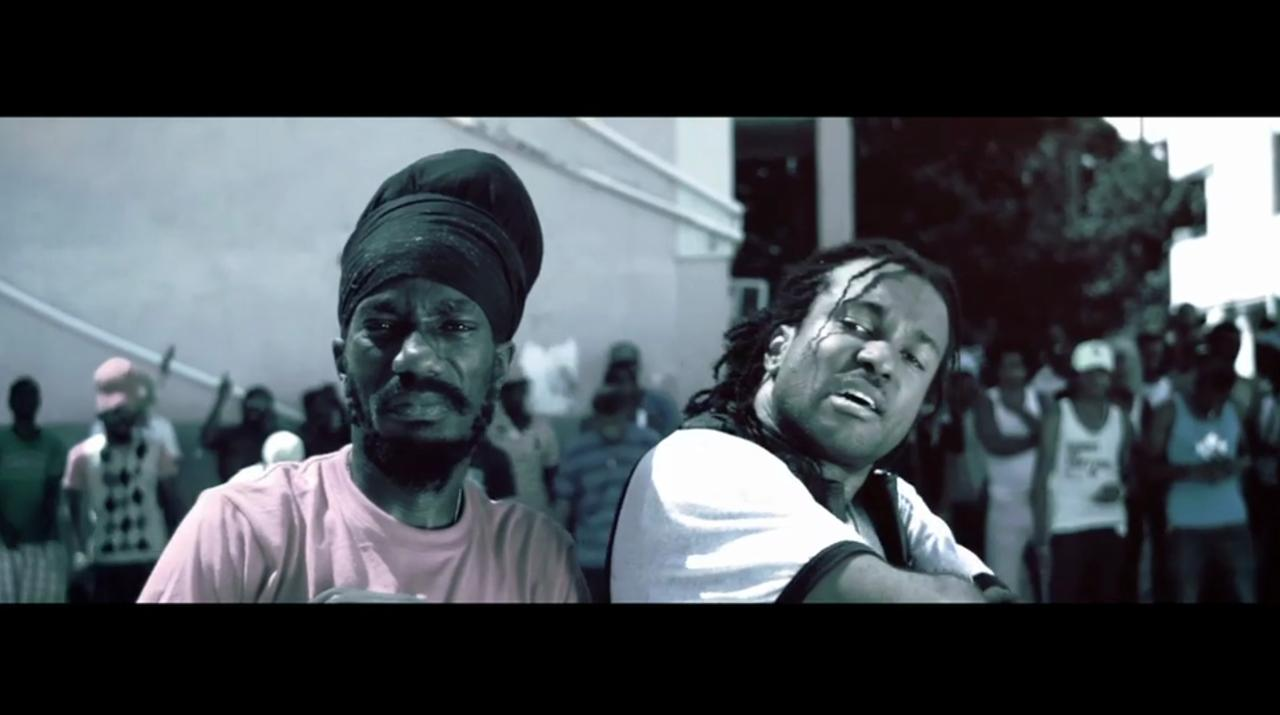 Sizzla & G-Mac - Holding Firm Remix [Official HD Video]