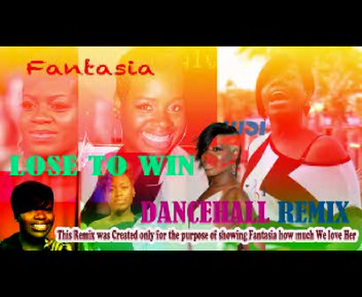 Fantasia 'Lose to Win' Dancehall Remix