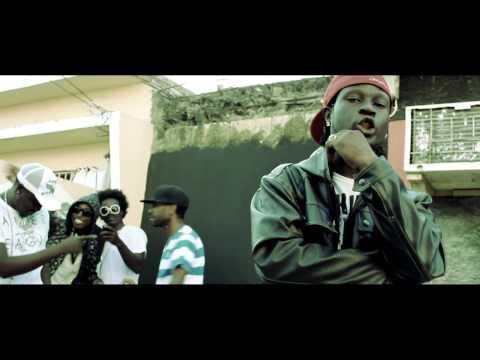Adance Music Video Street Sweepa  { GHANA STEP RIDDIM }
