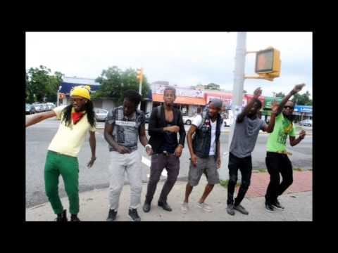 REGGAE DANCING ON NEW YORK STREETS
