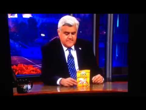DWLLL...JAY LENO ON JAMAICAN COCK SOUP