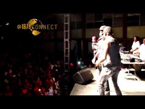 BOUNTY KILLER @ ONE LOVE FESTIVAL 2013