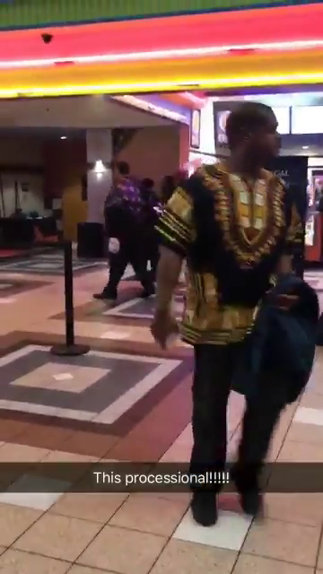 Black People Are SHOWING OUT At Black Panther Premiere's