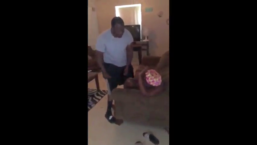 Man LIVESTREAMS Video . . . BEATING HIS WIFE For Fun!! (Graphic)